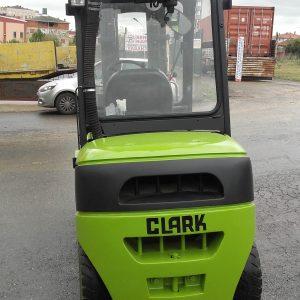 İkinci El Clark Dizel Forklift