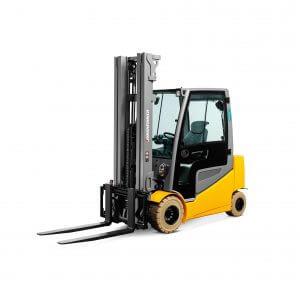 teknik istif Akülü Forklift EFG S30 3