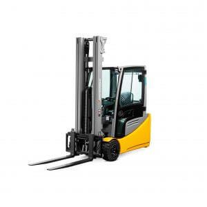 Jungheinrich EFG 213 Akülü Forklift