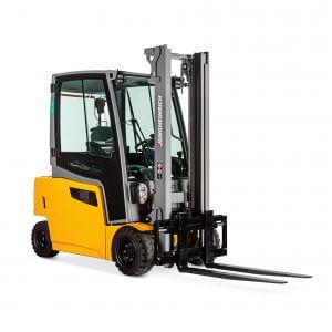 Jungheinrich EFG 316 Akülü Forklift