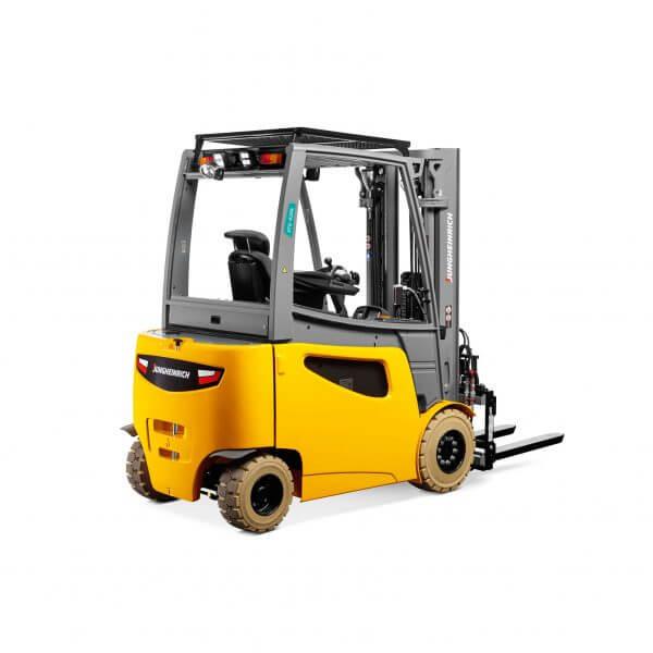 Jungheinrich EFG 425 Akülü Forklift