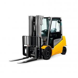 Jungheinrich EFG S40 Akülü Forklift
