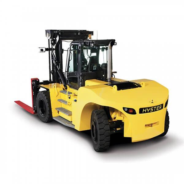 Hyster H30XM-9 Ağır Tonajlı Forklift